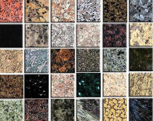 các loại đá grainite tự nhiên