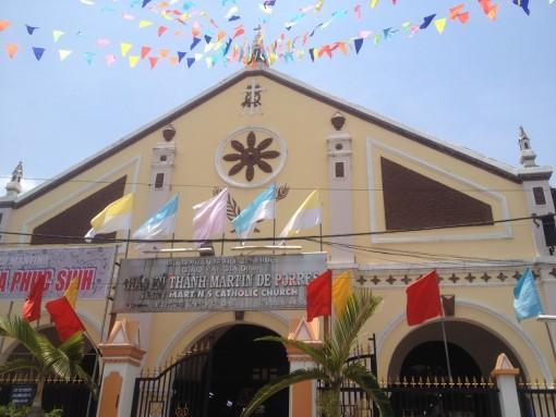Nhà Thờ Thánh Martino Tân Phú, thành phố Hồ Chí Minh