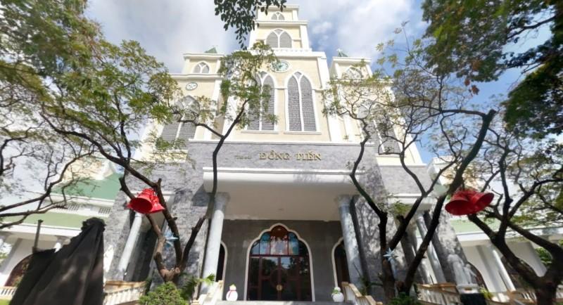 Nhà thờ Đồng Tiến thành phố Hồ Chí Minh