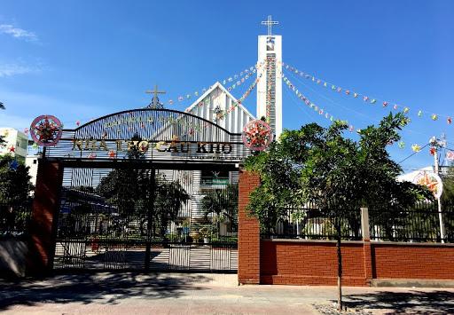 Nhà thờ Cầu Kho TP HCM