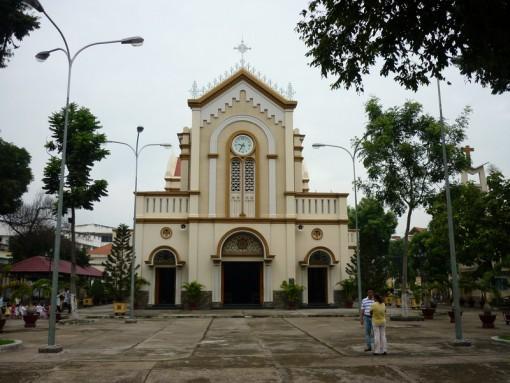 Nhà thờ Chí Hòa, Tp Hồ Chí Minh
