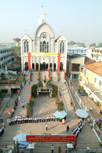 Nhà thờ Gò Vấp Tp HCM