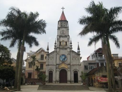 Nhà thờ Giáo họ Phúc Lý tại Hà Nội