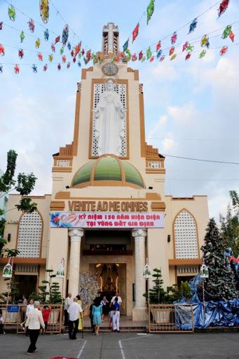 Nhà thờ Gia Định Tp HCM