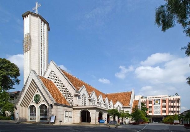 Nhà thờ Kỳ Đồng thành phố Hồ Chí Minh