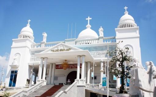 Nhà thờ Mông Triệu, Tp Hồ Chí Minh
