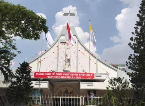 Nhà thờ Nhân Hòa TP HCM