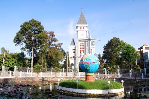 Nhà thờ Phú Bình Tp HCM