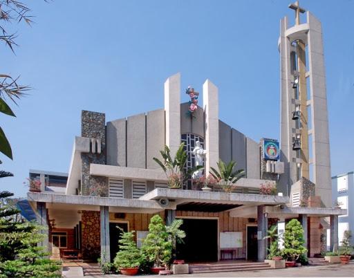 Nhà thờ Tân Việt TP HCM