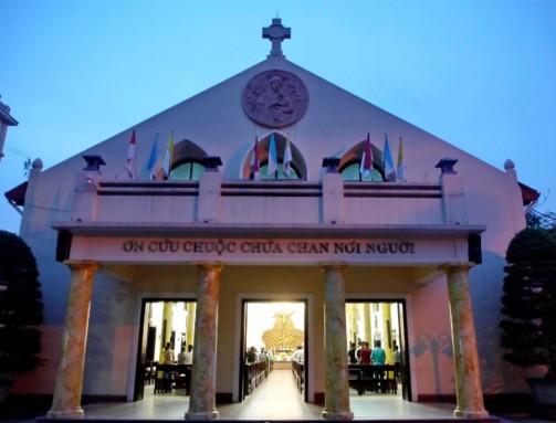 Nhà thờ Thái Hà tại Hà Nội