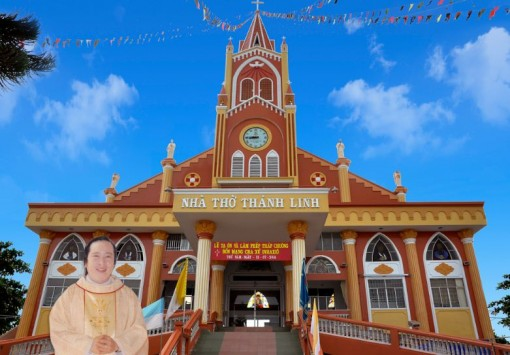 Nhà thờ Thánh Linh, Tp Hồ Chí Minh