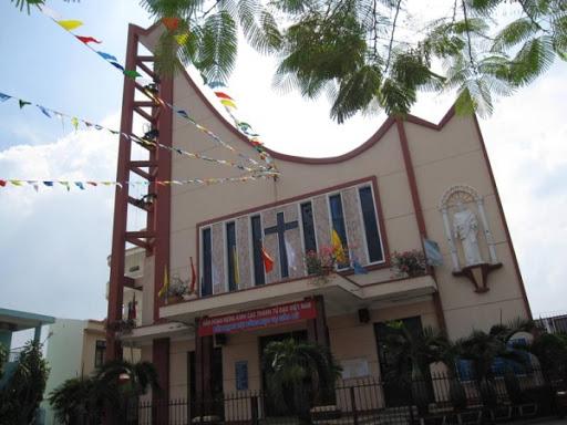 Nhà thờ Thạch đà TP HCM