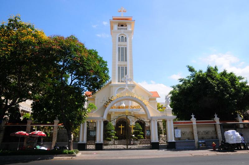 Nhà thờ Thị Nghè thành phố Hồ Chí Minh