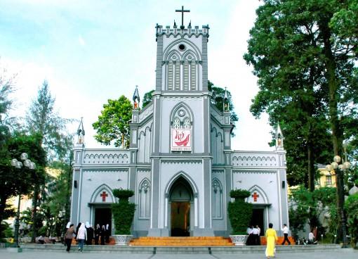 Nhà thờ Thủ Đức Tp HCM