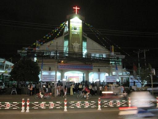 Nhà thờ Xóm Thuốc, Tp Hồ Chí Minh