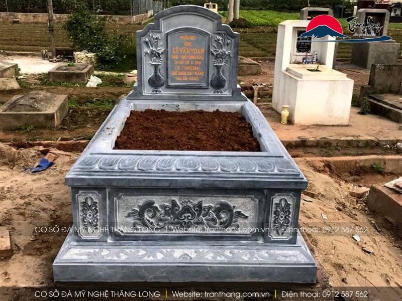 giá mộ đá xanh Thanh Hóa