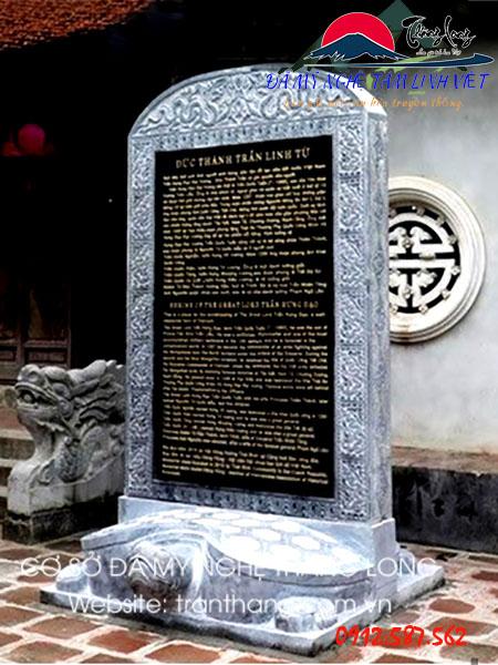 Bia Đá Đẹp | Đá Mỹ Nghệ Tâm Linh Việt.