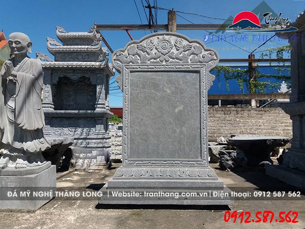 Bia Đá ghi danh | Mẫu bia mộ bằng đá đẹp - Đá mỹ nghệ Ninh Bình.