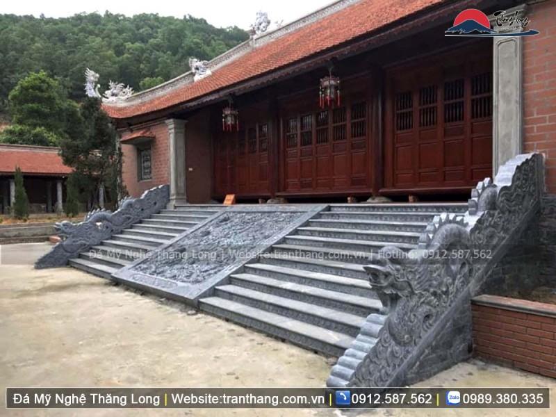 Mẫu chiếu rồng đá Tứ Linh (Long, Ly, Quy, Phượng)