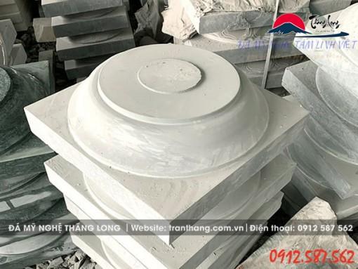 đá kê chân cột nhà bán tại tỉnh Bắc Ninh