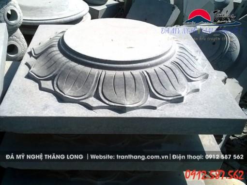 Đá kê chân cột nhà đẹp bán tại tỉnh Hà Nam