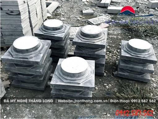 Đá kê chân cột nhà gỗ, bán tại tỉnh Điện Biên