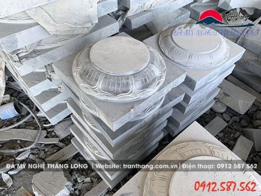 Hình ảnh giá đá kê chân cột nhà gỗ bán tại tỉnh Hòa Bình
