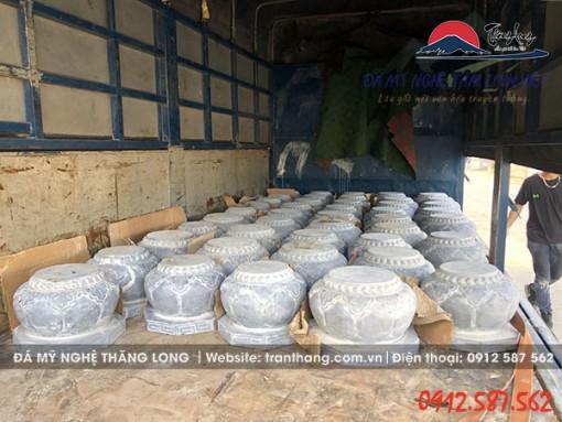 Tảng đá cột bán tại tỉnh Đắc Lắc