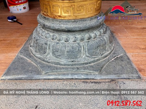 Đá Tảng Kê Cột | Đá Mỹ Nghệ Tâm Linh Việt