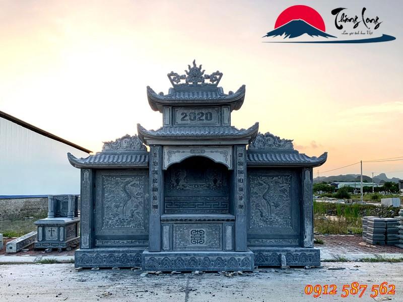 lăng mộ đá làng nghệ Ninh Vân, Ninh Bình