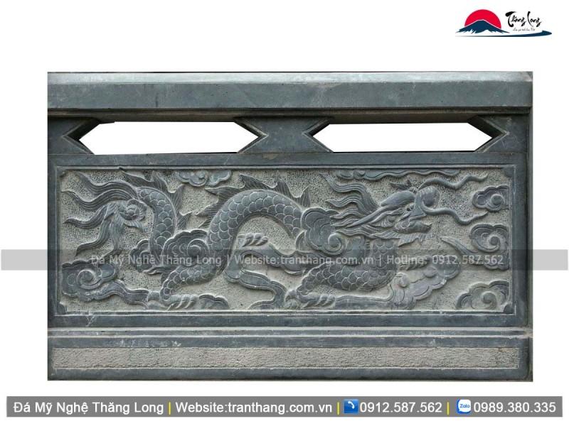 lan can đá Tứ Linh