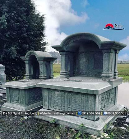 Xây dựng mồ mả bằng đá tại Đà Nẵng