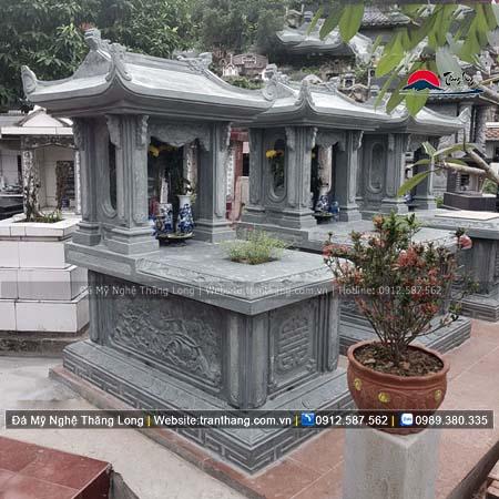 Xây dựng mồ mả bằng đá tại Hà Nội