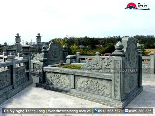Xây mồ mả đẹp tại Bình Thuận