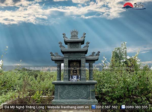 Xây dựng mồ mả bằng đá tại Bắc Ninh
