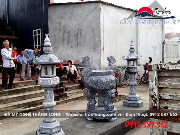Đồ thờ đá phong thủy tâm linh Việt