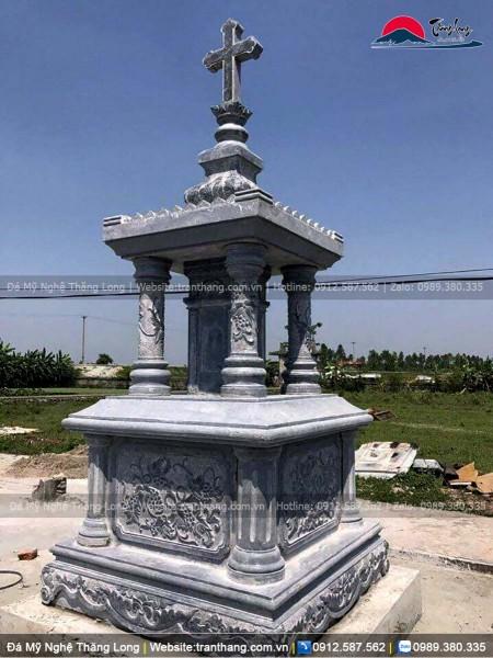 Lắp đặt mộ công giáo mới nhất tại Tỉnh Quảng Ninh