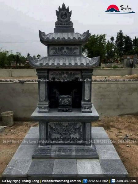 Lăng mộ hai mái