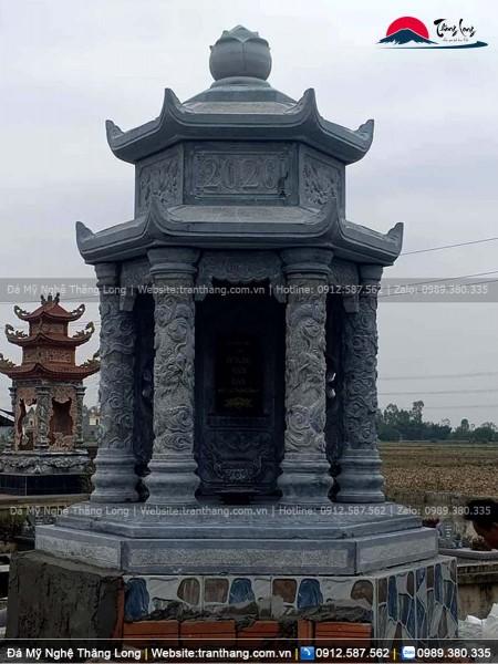 Mộ lục lăng đá đẹp nhất Việt Nam