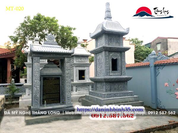 Xây dựng tháp thờ phật