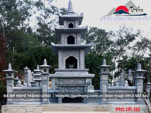 mộ tháp phật giáo