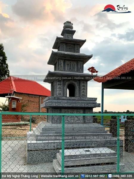 Mẫu tháp mộ