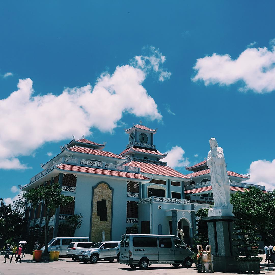các nhà thờ đẹp nhất Việt Nam | giờ lễ nhà thờ