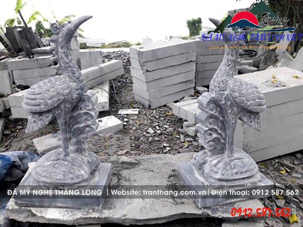 thăng long sản xuất hạc đá