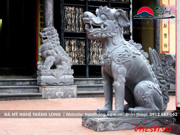 nghê đá Ninh Vân
